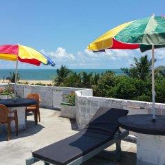 Отель RajDanist Guest House пляж фото 2