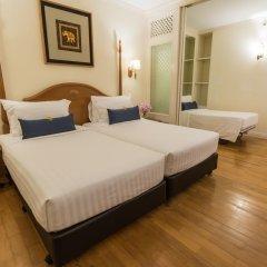 Отель Centre Point Sukhumvit 10 4* Люкс Премиум с различными типами кроватей фото 8