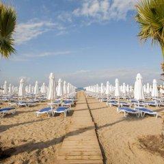 Dream World Resort & Spa Турция, Сиде - отзывы, цены и фото номеров - забронировать отель Dream World Resort & Spa онлайн пляж