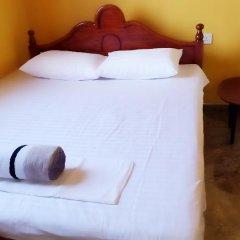 Отель Happy Beach Inn and Restaurant Стандартный номер с различными типами кроватей фото 5