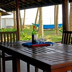 Отель Villa Wadduwa балкон