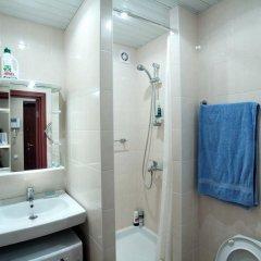 Апартаменты Оптима Апартаменты на Динамо ванная