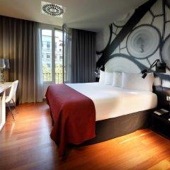 Отель Eurostars BCN Design 5* Улучшенный номер с двуспальной кроватью фото 2