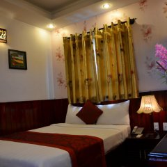 Hong Thien Backpackers Hotel 2* Стандартный номер с двуспальной кроватью