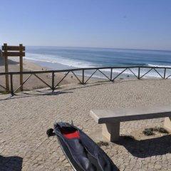 Отель Casa Serra e Mar пляж