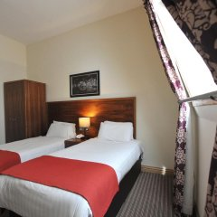 Alexander Thomson Hotel комната для гостей фото 8