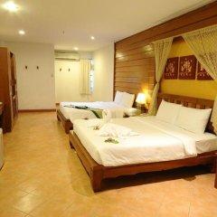 Отель Bel Aire Patong 3* Улучшенный номер с двуспальной кроватью фото 4