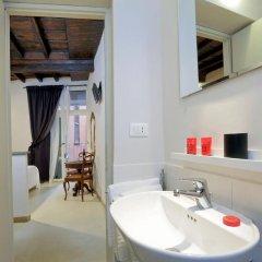 Отель Sangallo Rooms Италия, Рим - отзывы, цены и фото номеров - забронировать отель Sangallo Rooms онлайн ванная фото 2