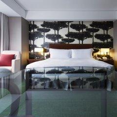 Отель InterContinental Seoul COEX 5* Улучшенный номер с разными типами кроватей фото 3