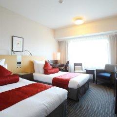 Отель ANA Crowne Plaza Narita 4* Стандартный номер с различными типами кроватей фото 3