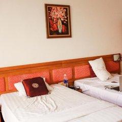 Hanoi Little Center Hotel 3* Улучшенный номер 2 отдельные кровати