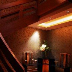 Pudi Boutique Hotel Fuxing Park Shanghai 4* Улучшенный номер с различными типами кроватей фото 9