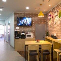 Отель 24 Guesthouse Dongdaemun Южная Корея, Сеул - отзывы, цены и фото номеров - забронировать отель 24 Guesthouse Dongdaemun онлайн питание фото 2
