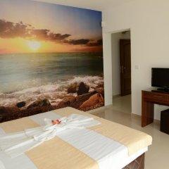 Отель Diamond Kiten Стандартный номер разные типы кроватей фото 7