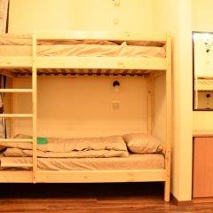 Хостел Белокоричи Кровать в общем номере фото 7