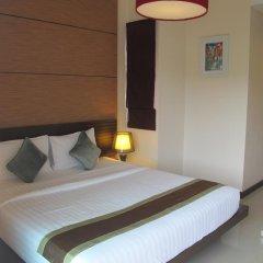 Отель Phuket Jula Place 3* Улучшенный номер с различными типами кроватей фото 11