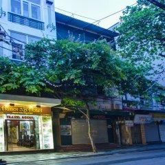 Hanoi 3B Hotel 2* Стандартный семейный номер с двуспальной кроватью фото 9