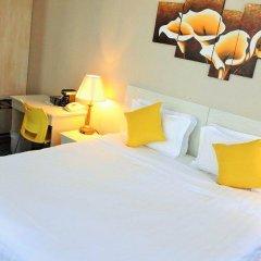 Soho Garden Hotel 2* Номер Делюкс с двуспальной кроватью фото 7