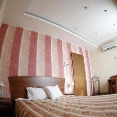 Гостиница Николь 3* Стандартный семейный номер с двуспальной кроватью фото 6