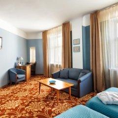 City Hotel Teater 4* Люкс с разными типами кроватей