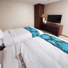 Namsan Hill Hotel 3* Стандартный номер с 2 отдельными кроватями фото 5