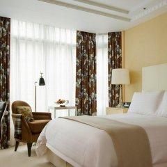 Four Seasons Hotel London at Park Lane 5* Номер Junior Conservatories с различными типами кроватей фото 3