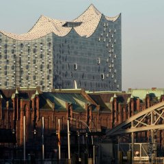 Отель The Westin Hamburg Гамбург