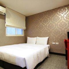 Отель Ximen Taipei DreamHouse 2* Стандартный номер с двуспальной кроватью фото 4