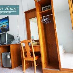 Отель Pensiri House 3* Стандартный номер с различными типами кроватей фото 13