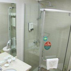 GreenTree Alliance Nantong West Renmin Road Coach Station Hotel 2* Номер Делюкс с различными типами кроватей фото 3