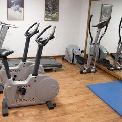 Отель Albares фитнесс-зал