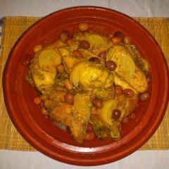 Отель Riad Bel Haj Марокко, Марракеш - отзывы, цены и фото номеров - забронировать отель Riad Bel Haj онлайн питание фото 2