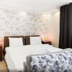 Отель Defne Suites Улучшенные апартаменты с различными типами кроватей фото 37