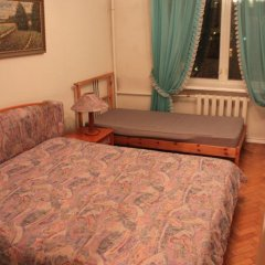 Time Hostel Shabolovskaya комната для гостей