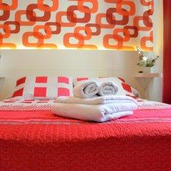 Хостел Far Home Plaza Mayor Стандартный номер с двуспальной кроватью фото 6