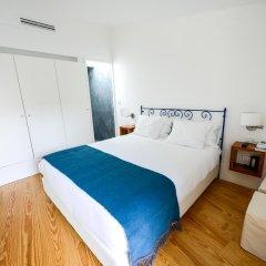 Отель Morgadio da Calçada 4* Стандартный номер разные типы кроватей фото 4