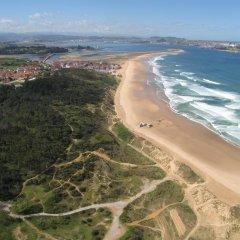 Отель Hostal La Concha пляж