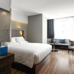 Отель Novotel Suites Hanoi 4* Улучшенная студия с различными типами кроватей фото 4