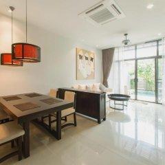 Отель Villa Amiria by TropicLook: Onyx Style Nai Harn Beach комната для гостей фото 3