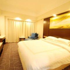 Overseas Chinese Friendship Hotel 3* Люкс повышенной комфортности с различными типами кроватей фото 3
