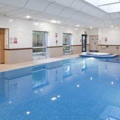 Crowne Plaza Hotel Glasgow Глазго бассейн