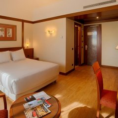 Отель NH Roma Villa Carpegna 4* Стандартный номер с различными типами кроватей фото 4