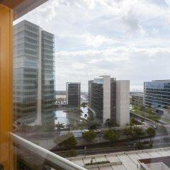 Апартаменты Apartments Lisboa - Parque das Nacoes балкон