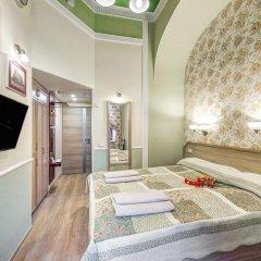 Гостиница Авита Красные Ворота 2* Стандартный номер разные типы кроватей фото 15