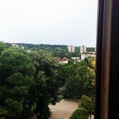 Отель Brigada Сербия, Белград - отзывы, цены и фото номеров - забронировать отель Brigada онлайн балкон фото 4