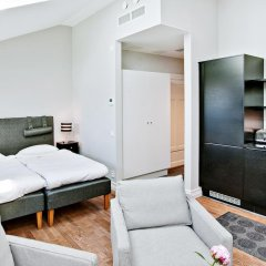 Отель Avenue A1 Улучшенные апартаменты с различными типами кроватей фото 24