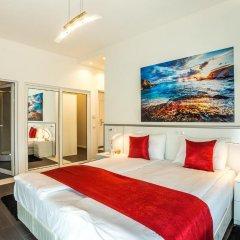 Отель Luxury Guest House Europe 3* Стандартный номер фото 2