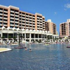 Отель Menada Apartments in Royal Beach Resort Болгария, Солнечный берег - отзывы, цены и фото номеров - забронировать отель Menada Apartments in Royal Beach Resort онлайн приотельная территория