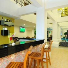 Ansino Bukit Hotel 3* Улучшенный номер двуспальная кровать фото 26