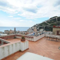 Отель La Terrazza Di Minori Минори балкон
